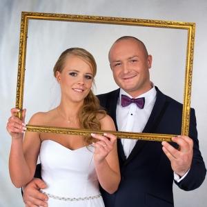 Sesja studyjna - fotografia ślubna