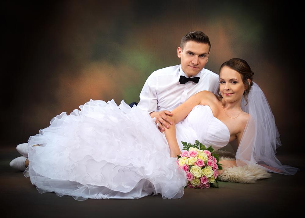 studyjne sesje ślubne (1)