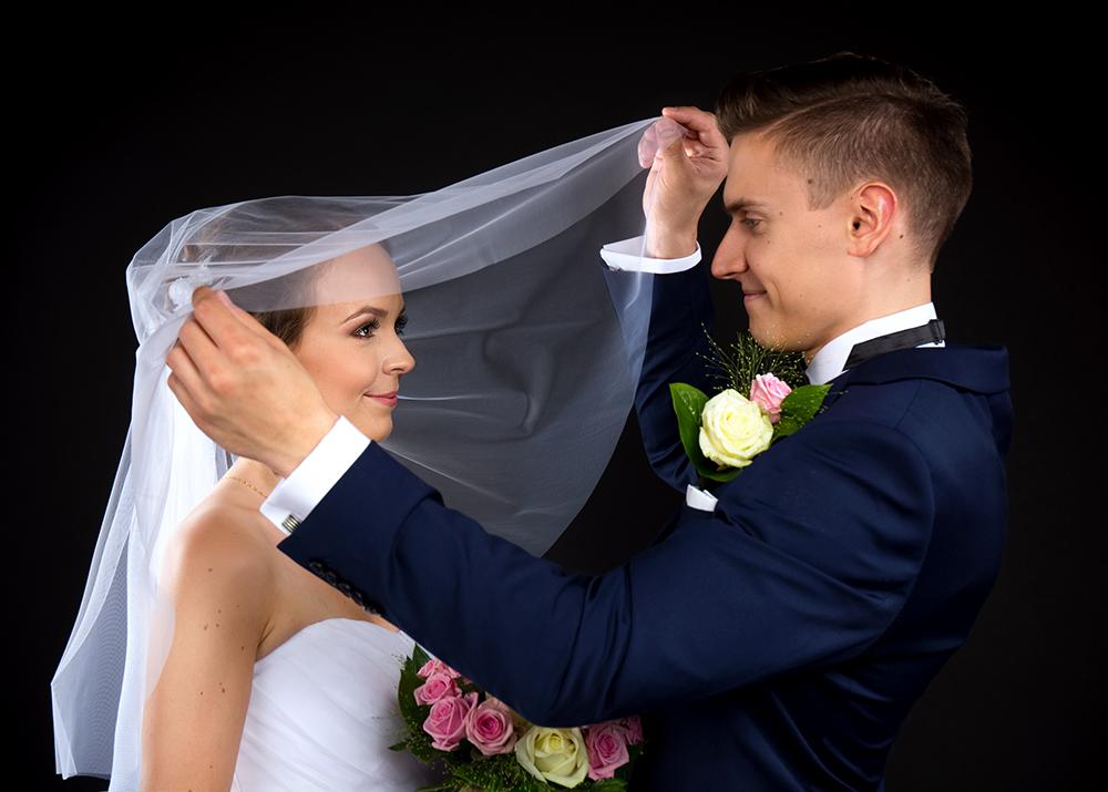 studyjne sesje ślubne (2)