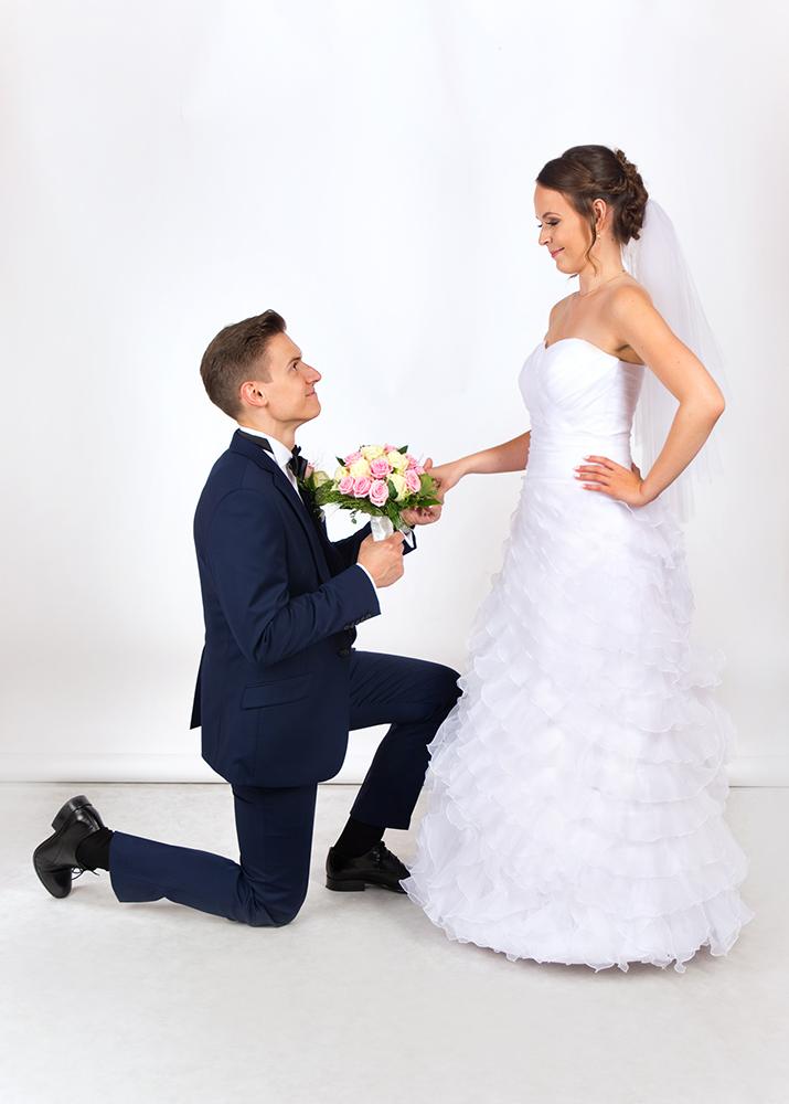 studyjne sesje ślubne (3)