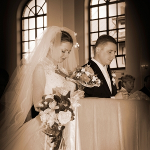 Reportaż ślubny pruszkow
