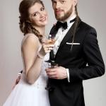ślubna sesja studyjna (2)